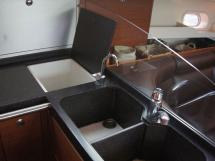 Alliage 45 - Double stainless steel sink