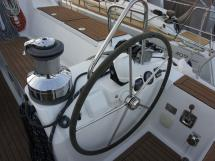 Alliage 45 - Starboard steering position