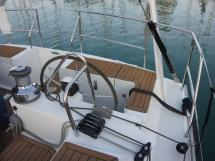Alliage 45 - Port steering position