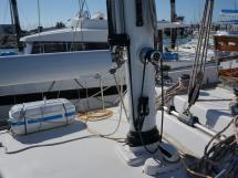 Horizon 70 - Mizzen mast step