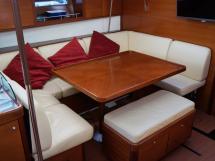 Dufour 485 Grand Large Custom - Saloon
