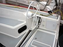 RM 1070 - Starboard steering station