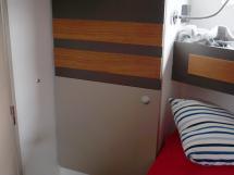 RM 1070 - Port locker in the forward cabin