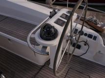 Bavaria 45 Cruiser - Starboard steering station