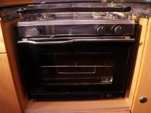 Bavaria 45 Cruiser - 2 gas rings cooker