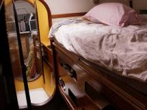 Catana 42S -Port central cabin