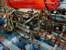 CCYD 75' - Starboard engine