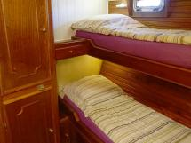 CCYD 75' - Bunk beds cabin