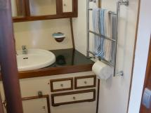 CCYD 75' - Port forward bathroom