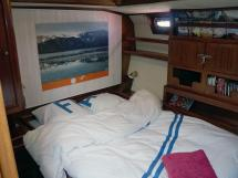 CCYD 75' - Double bed cabin