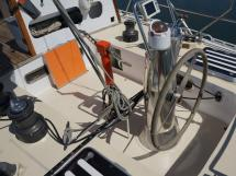 CCYD 75' - Steering position