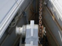 OVNI 385 - Anchor locker