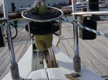 OVNI 385 - Genoa furler