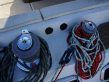 Garcia Salt 57 - starboard electric winches