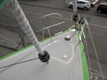 RM 1060 - Forward deck
