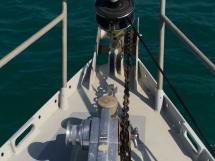 Garcia Nouanni 47 - Electric windlass