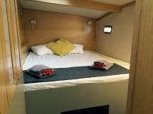 Flashcat 52s - AYC Yachtbroker - Aft port cabin