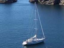 Grand Soleil 45 - Anchored