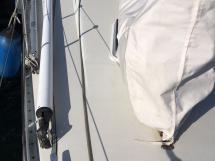 Grand Soleil 45 - New deck paint