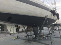 Garcia Nouanni 47 - Hull and centerboard