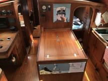 Garcia Nouanni 47 - From the companionway