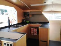 Flashcat 52s - AYC Yachtbroker - Galley