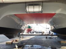 Flashcat 52s - AYC Yachtbroker - Between the hull
