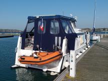 Meta Trawler 33 - Tender and aft platform