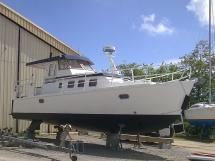 Meta Trawler 33 - On the hard