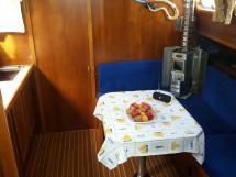Meta Trawler 33 - Saloon
