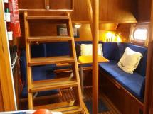 Meta Trawler 33 - Saloon/Aft cabin