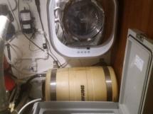 Meta Trawler 33 - Laundry/Workshop