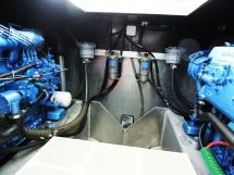AYC Yachtbroker - Trawler Meta King Atlantique - Engine room