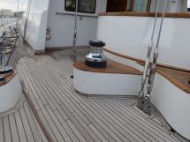 AYC - Liman Ketch - Aft platform