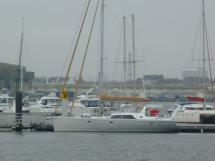 Alliage 45 - Docked
