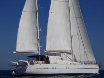 AYC - Liman Ketch - Under sails