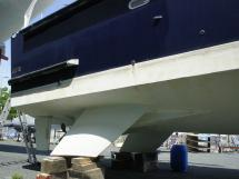 AYC Yachtbrokers - Trawler Meta King Atlantique - Propellers protections
