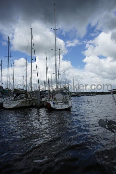 AYC Yachtbroker - Nemophys 50 - Transom
