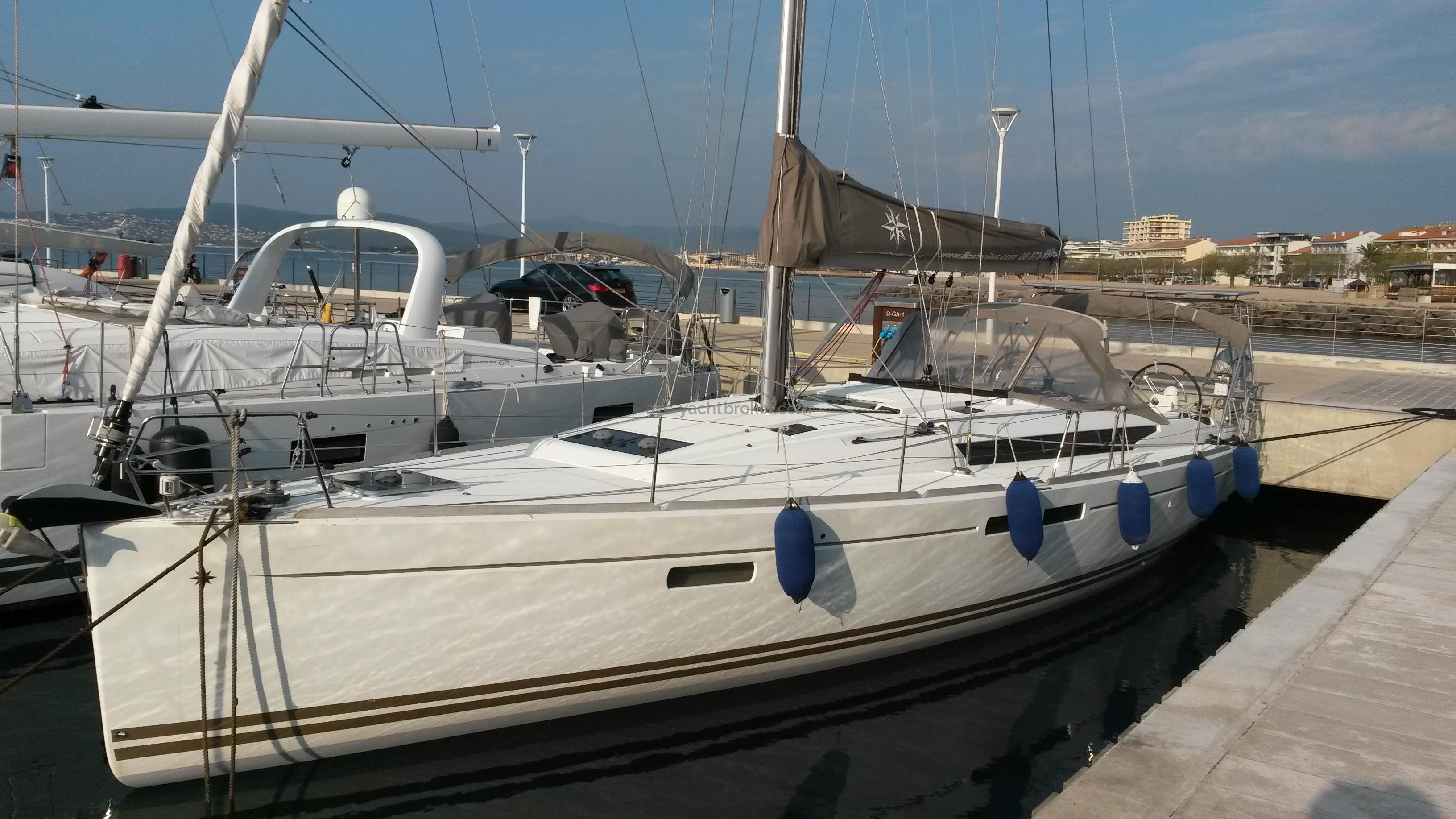 AYC - SUN ODYSSEY 469