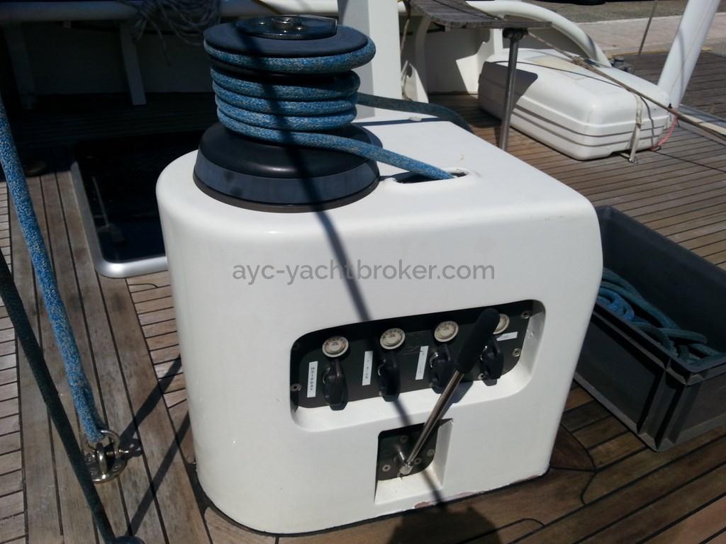AYC - Vaton 65 Centrale hydraulique