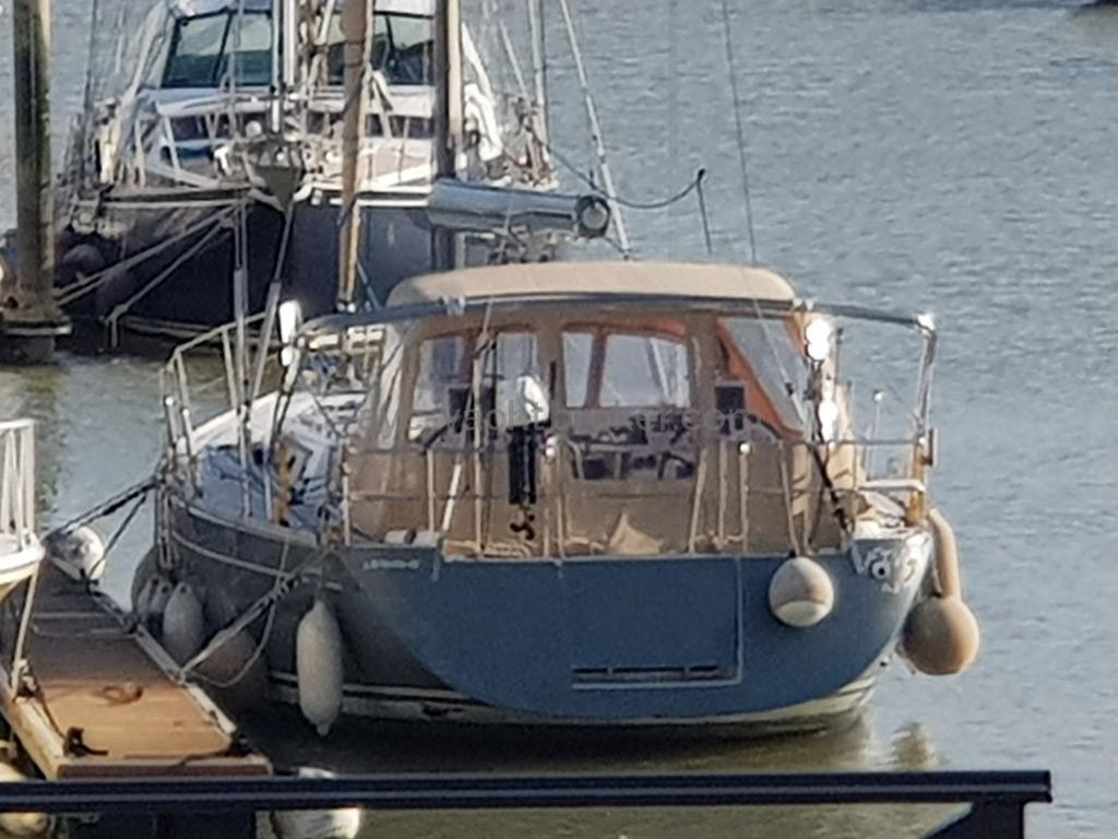Dufour 485 Grand Large Custom - Cockpit tent