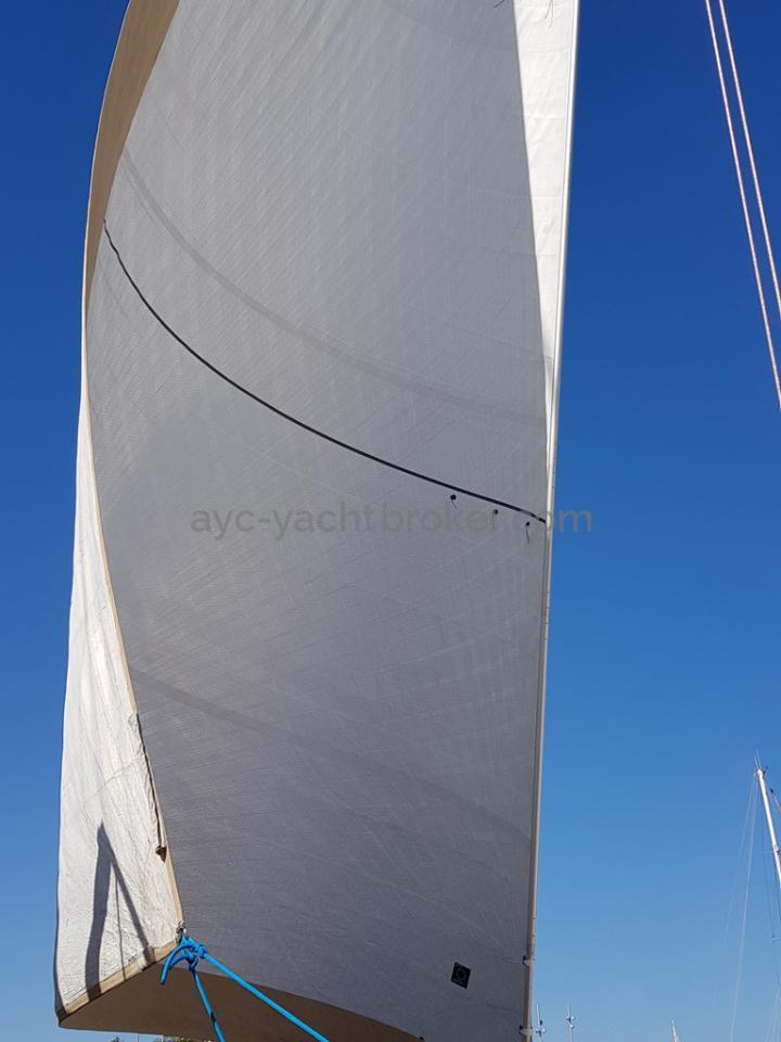 Dufour 485 Grand Large Custom - Quantum Genoa