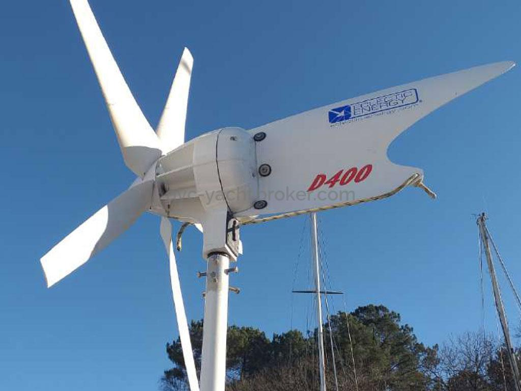 Meta JPB 47 - Wind generator