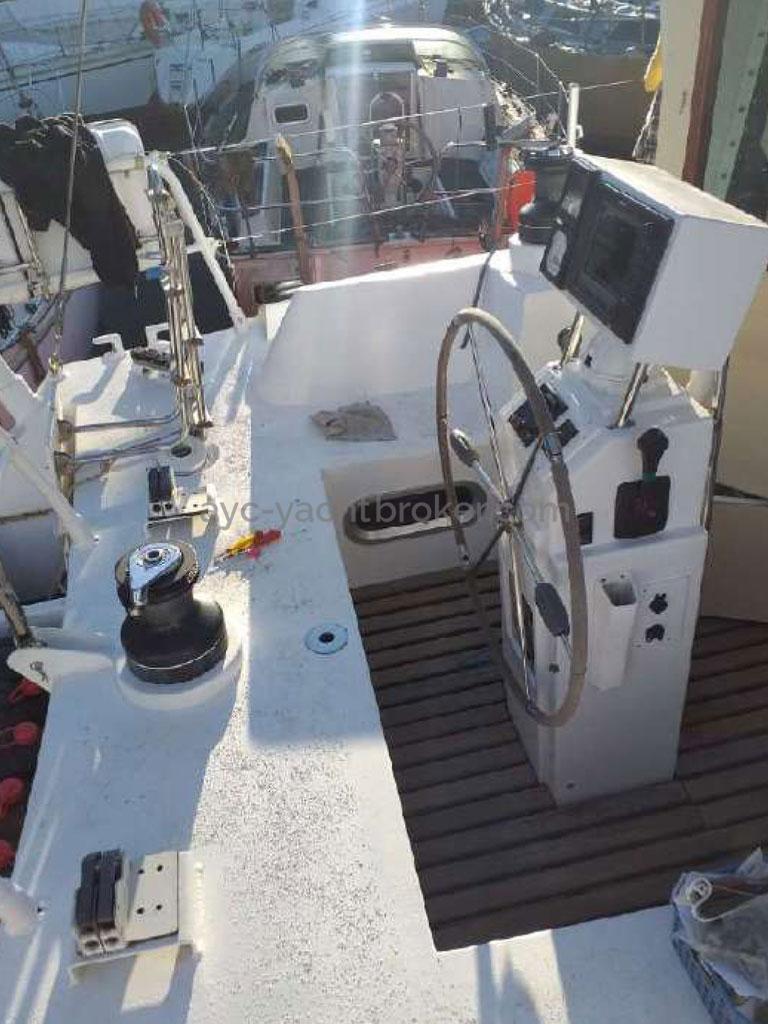 Meta JPB 47 - Cockpit