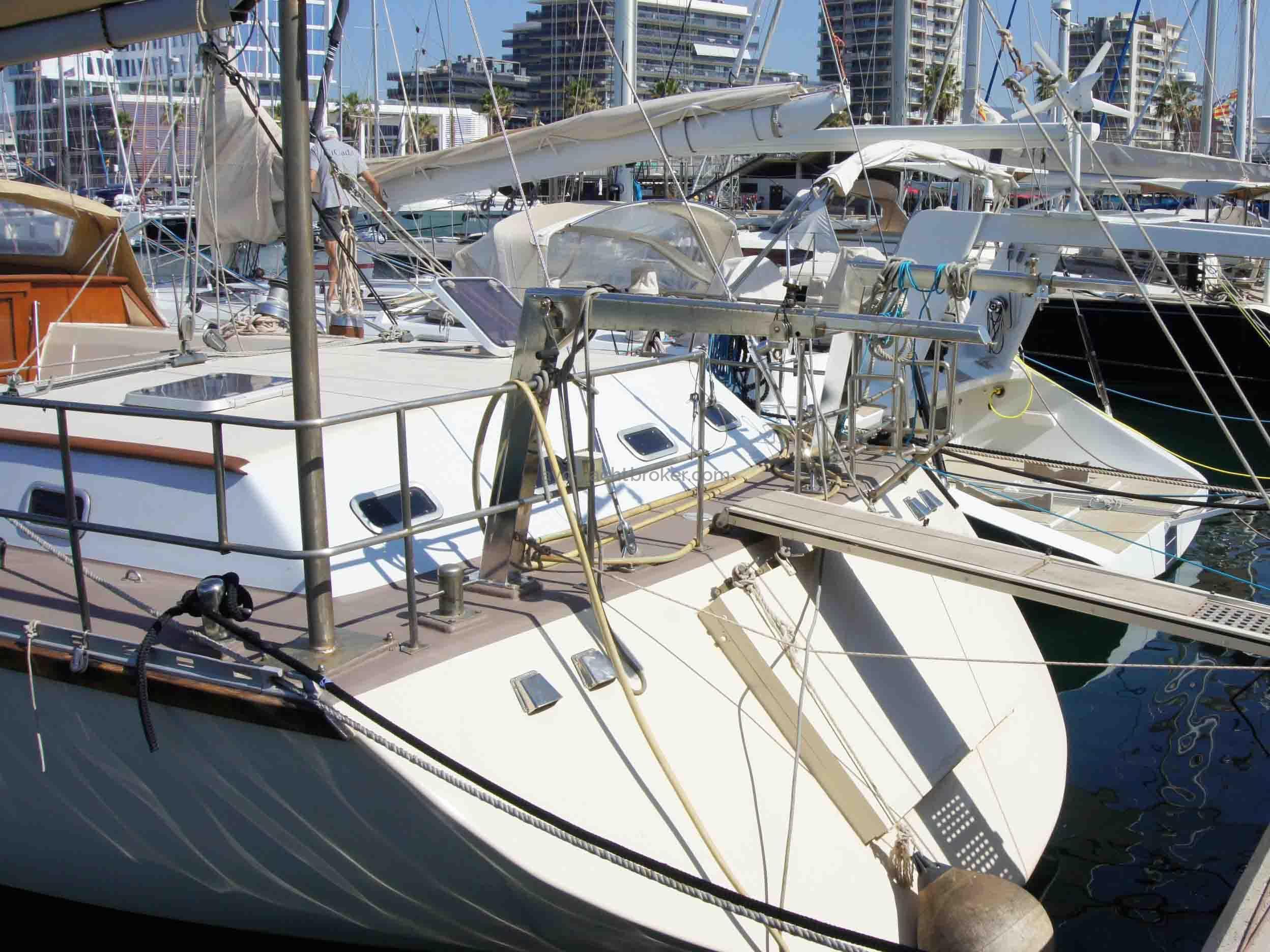 Grand Banks 46 Alaskan - Port cabin to fit