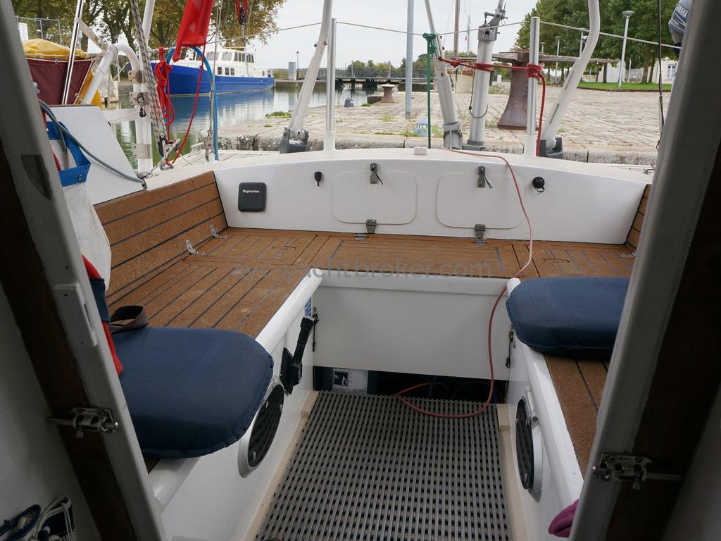 META JPB 35 - Cockpit