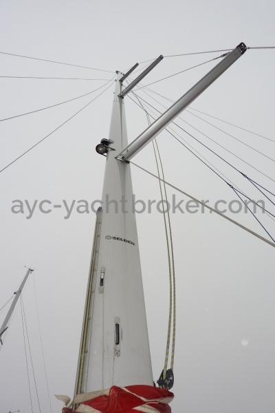 AYC Yachtbroker - Nemophys 50 - Mast