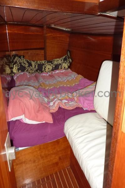 AYC Yachtbroker - Nemophys 50 - Aft port cabin