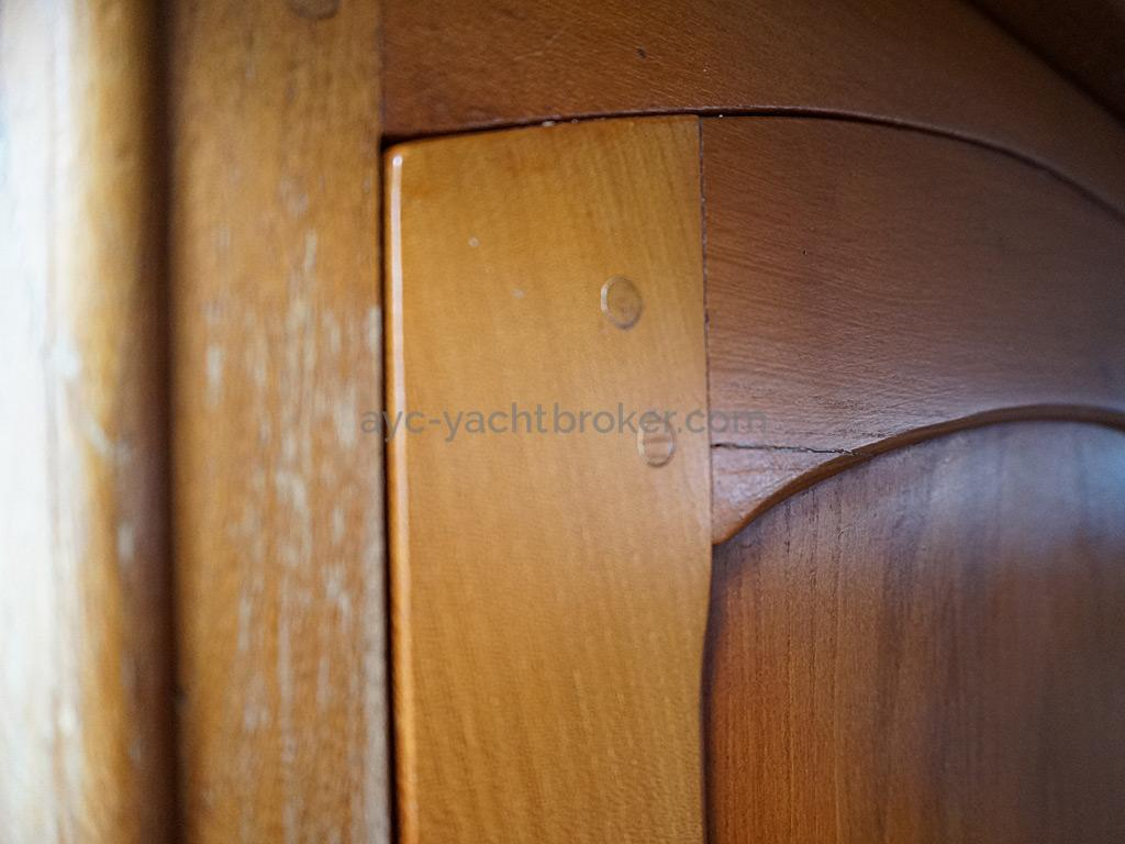 Carambola 38 - Woodwork