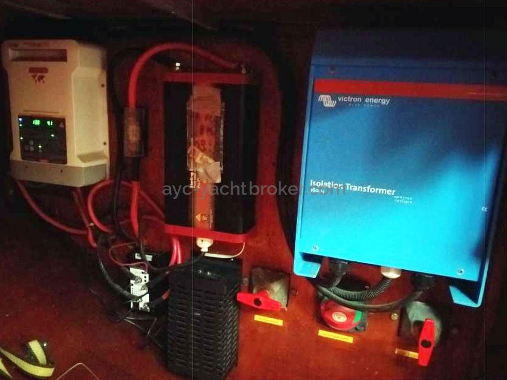 Meta JPB 47 - Electrics